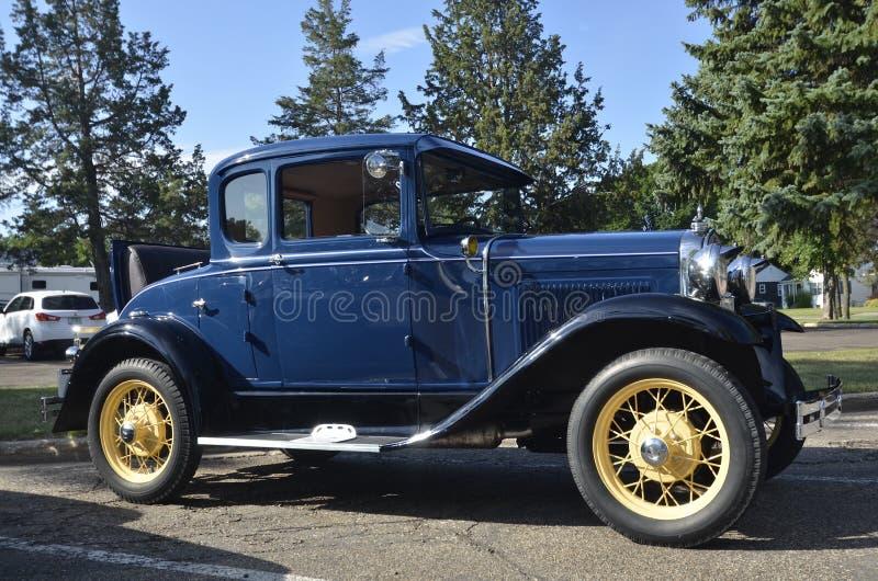 1931被恢复的模型福特 免版税库存照片