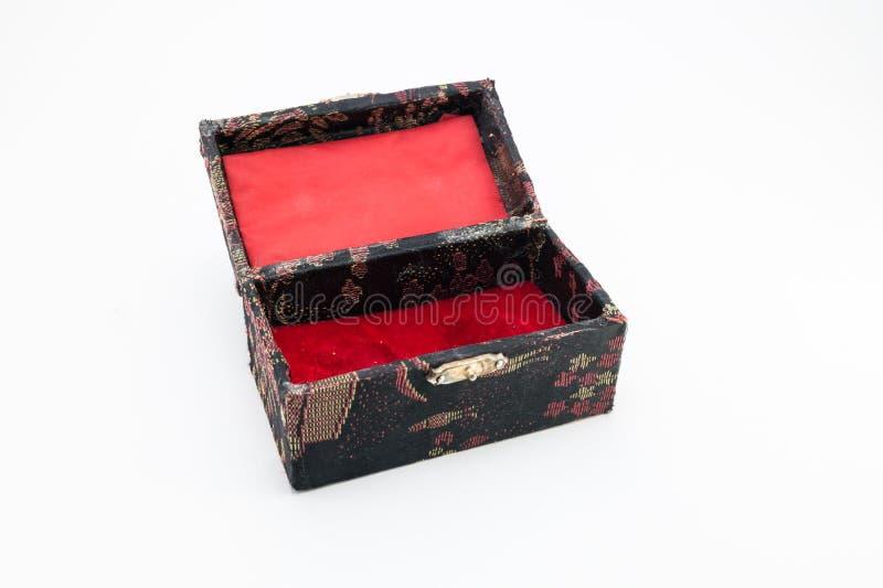 被打开的礼物盒 免版税图库摄影