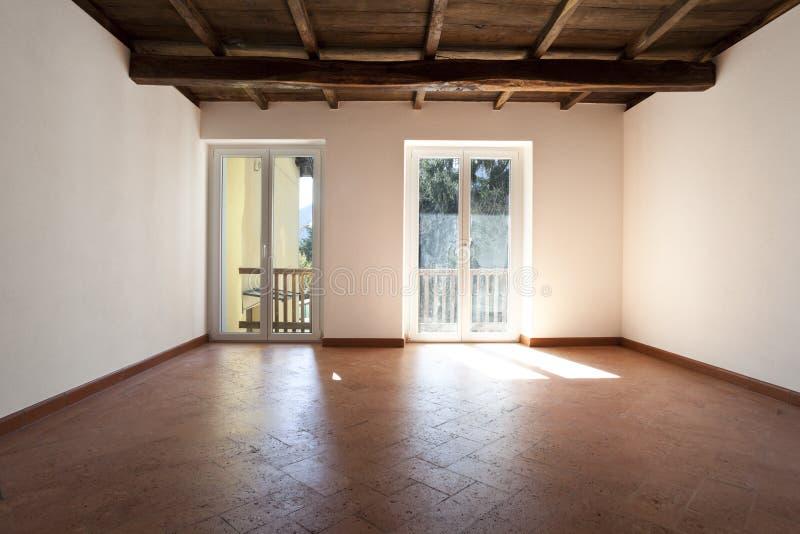 被整修的公寓美丽 免版税图库摄影