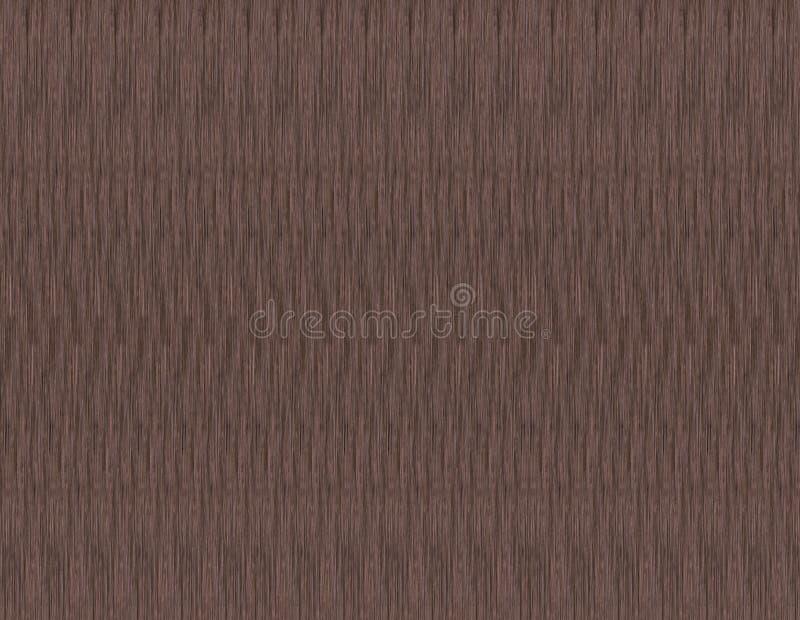 被构造的坚硬木头抽象背景黑褐色纹理 皇族释放例证