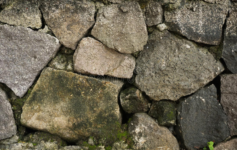 被构造的石通常使用为被拍的背景照片在三宝垄印度尼西亚 库存照片