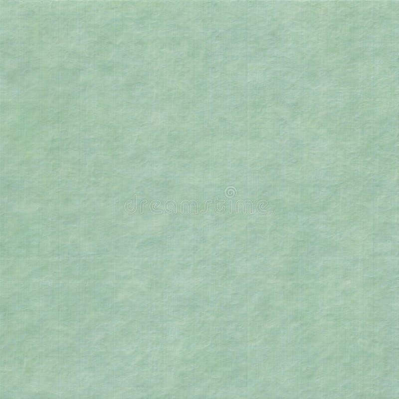 被洗涤的背景蓝色手工纸 库存例证