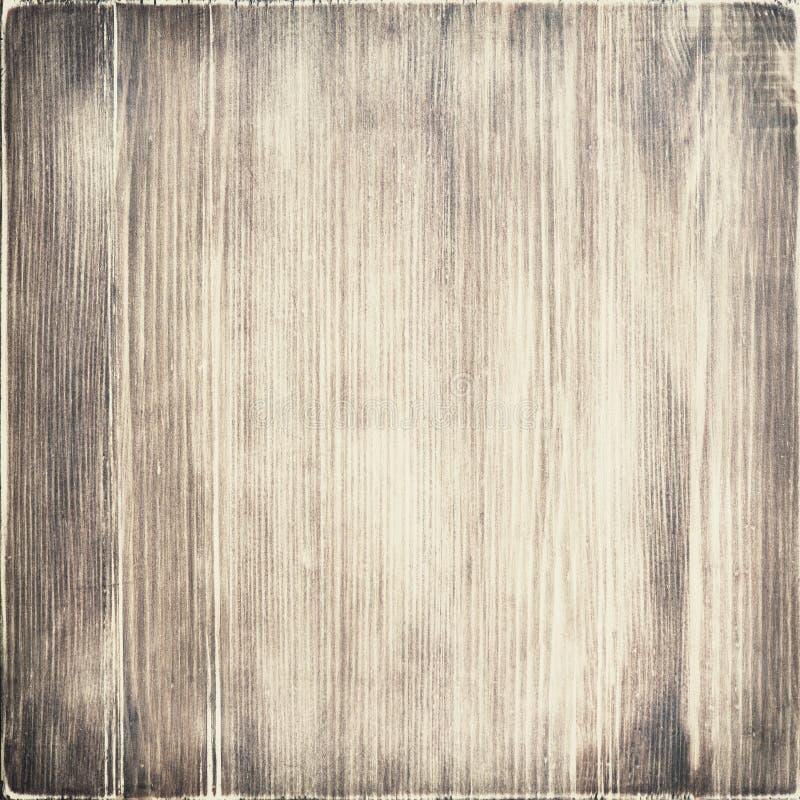 被漂白的土气木背景 免版税图库摄影