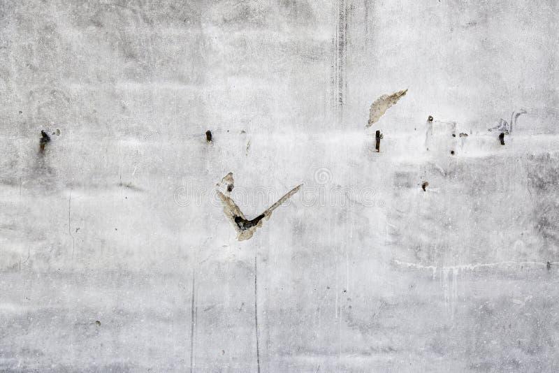 被烧的墙壁 皇族释放例证
