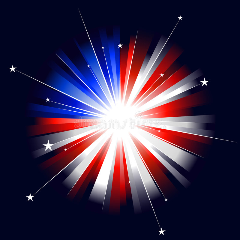 被称呼的旭日形首饰美国 皇族释放例证