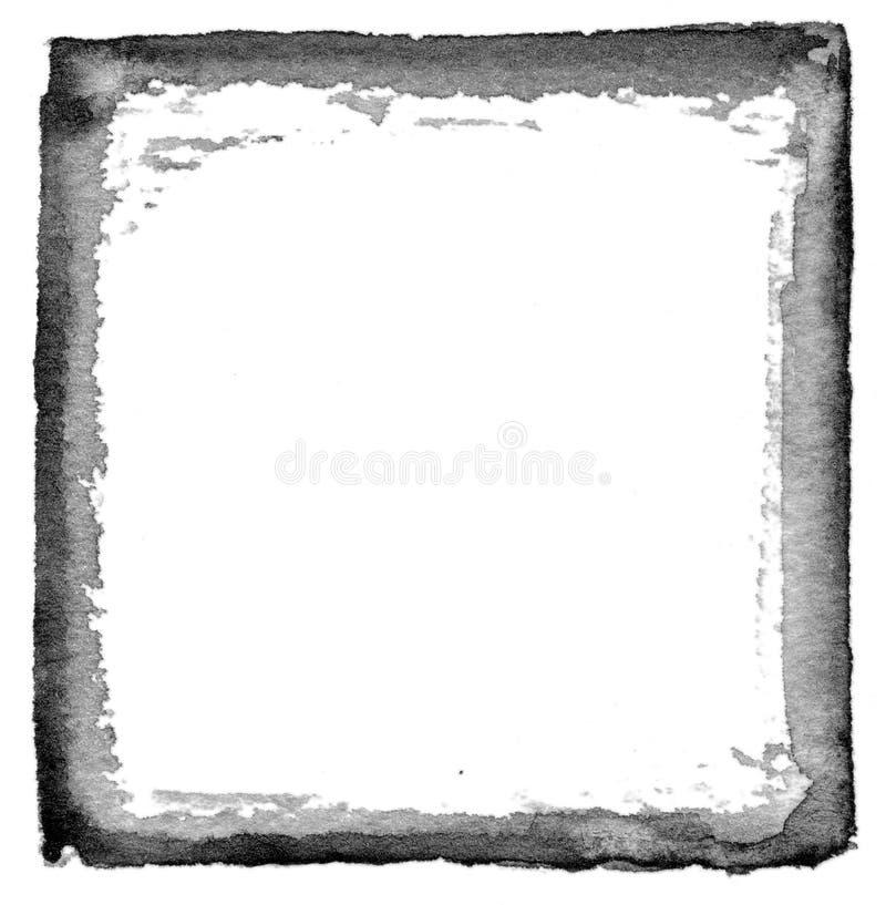 被绘的框架 库存图片