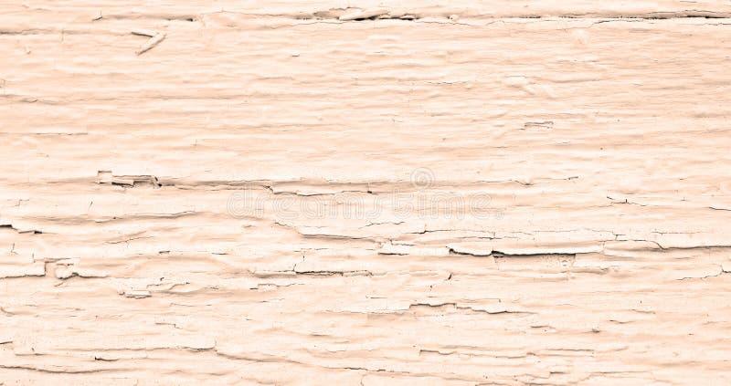 被绘的概略的木背景,轻的老背景 免版税库存照片