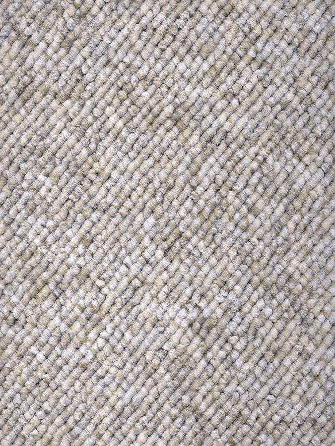 被编织的地毯灰色循环 免版税库存图片