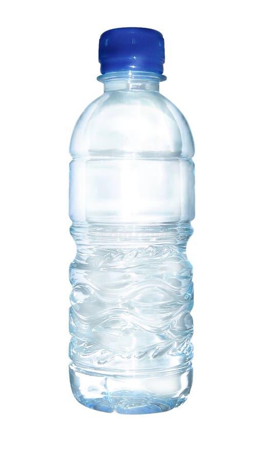 被装瓶的水 免版税库存图片