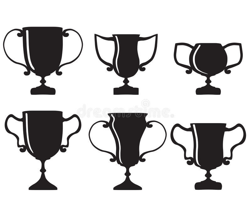 Download 被设置的黑战利品和奖象 向量例证. 插画 包括有 事故, 杯子, 要素, 体育运动, 荣誉称号, 首先, 比赛 - 30330508