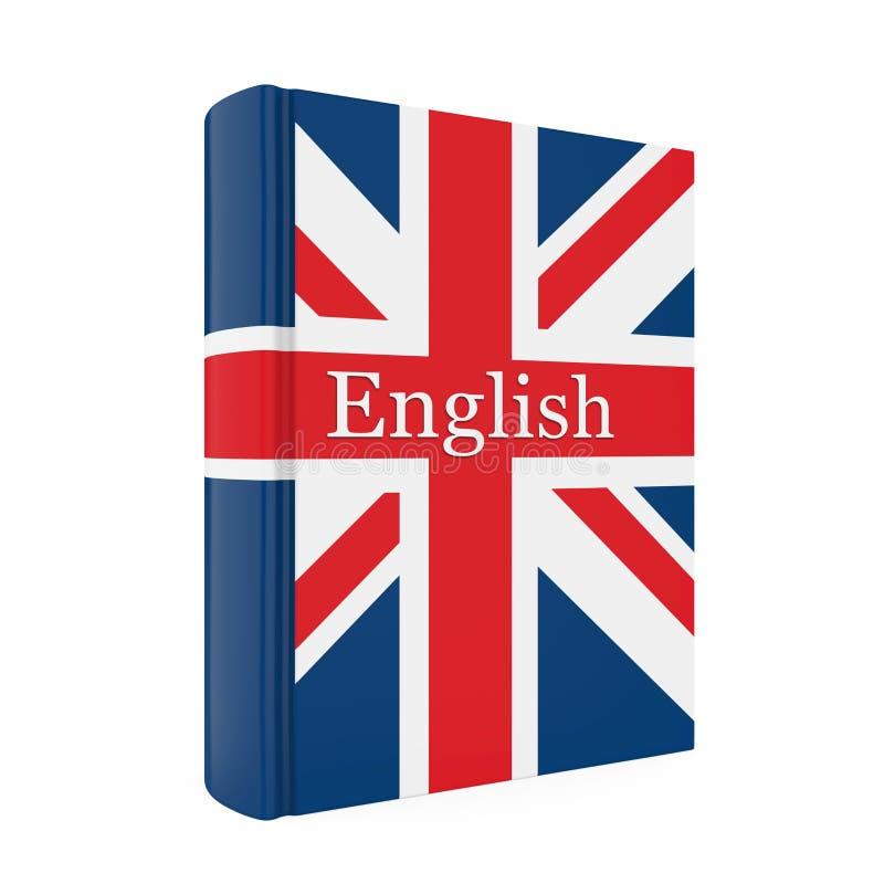 被隔绝的英国字典书 皇族释放例证