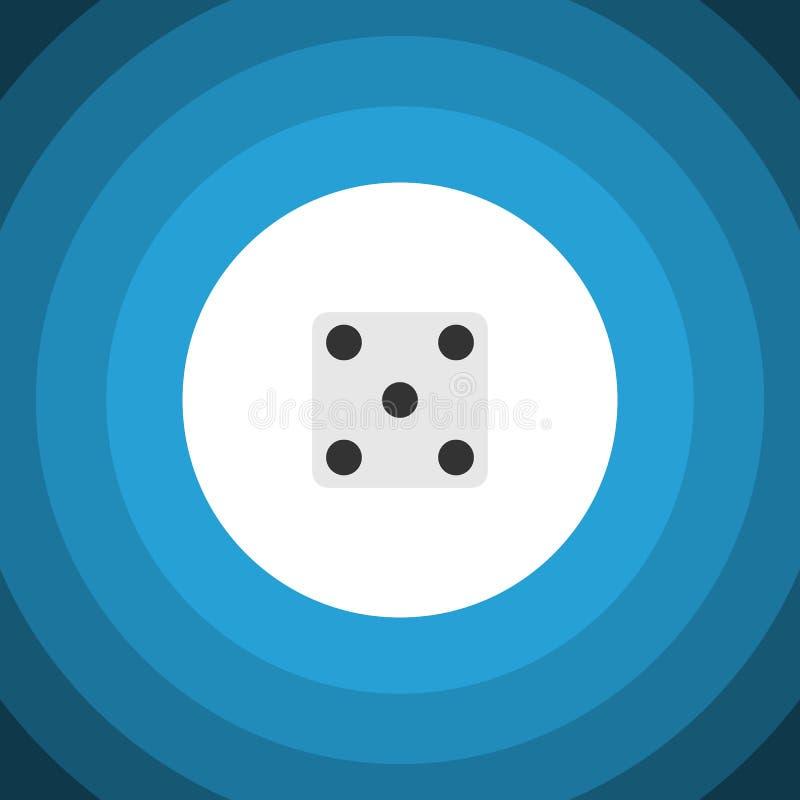 被隔绝的模子平的象 步步高传染媒介元素可以为赌博,模子,步步高设计观念使用 库存例证