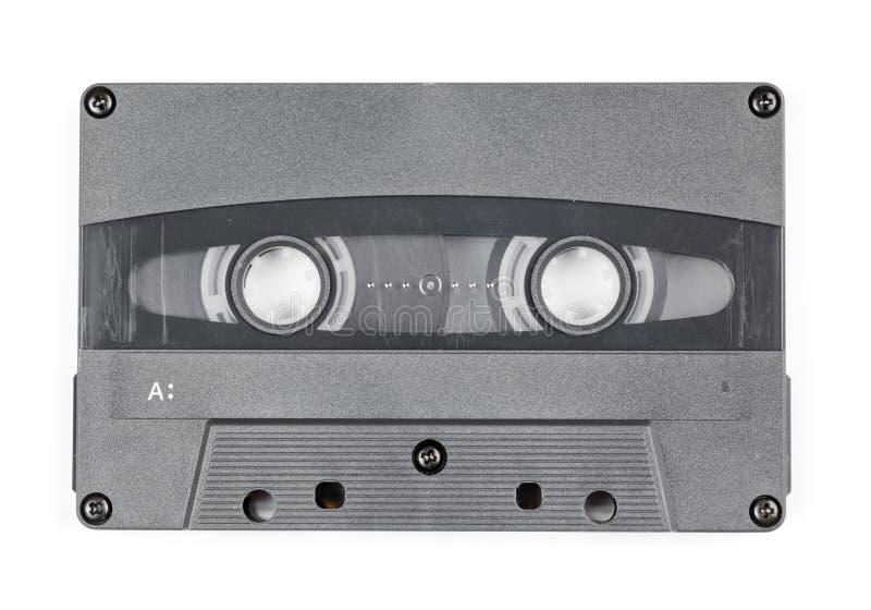 被隔绝的葡萄酒卡型盒式录音机 免版税图库摄影