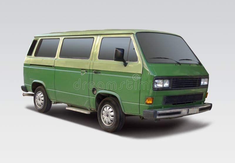 公共汽车搬运车 免版税库存照片