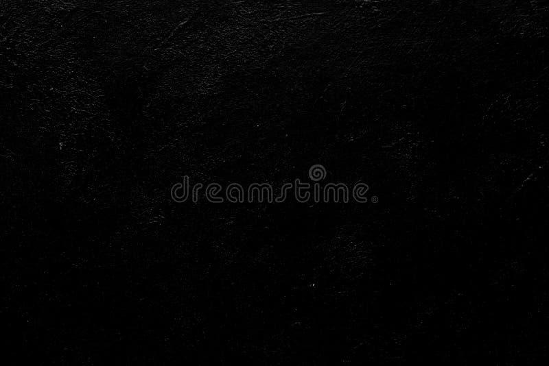 被风化的抽象设计黑色背景抓痕 免版税库存图片