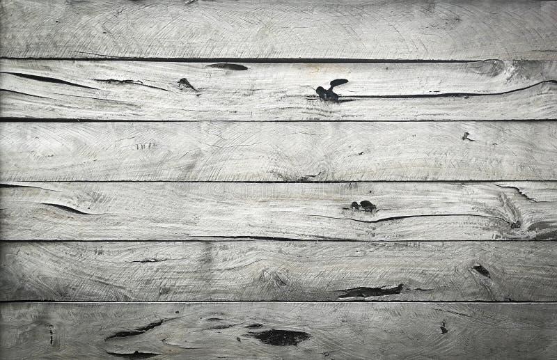 被风化的木盘区 图库摄影
