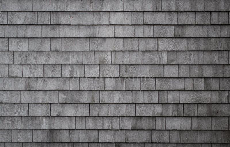 被风化的灰色震动墙壁 免版税图库摄影