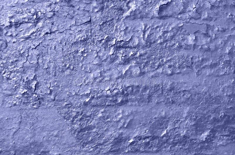 被风化的老崩裂了剥光滑的喷枪喷射的街道画油漆 免版税图库摄影