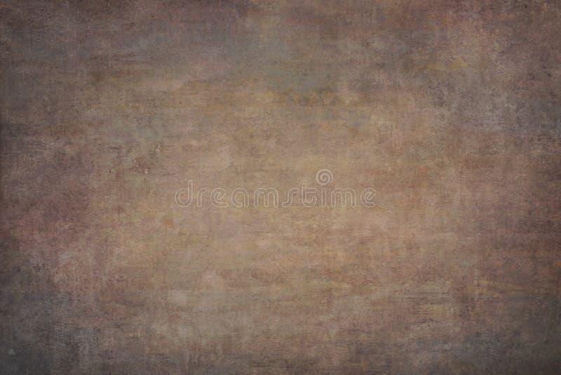 被绘的帆布或平纹细布织品布料演播室背景 免版税图库摄影