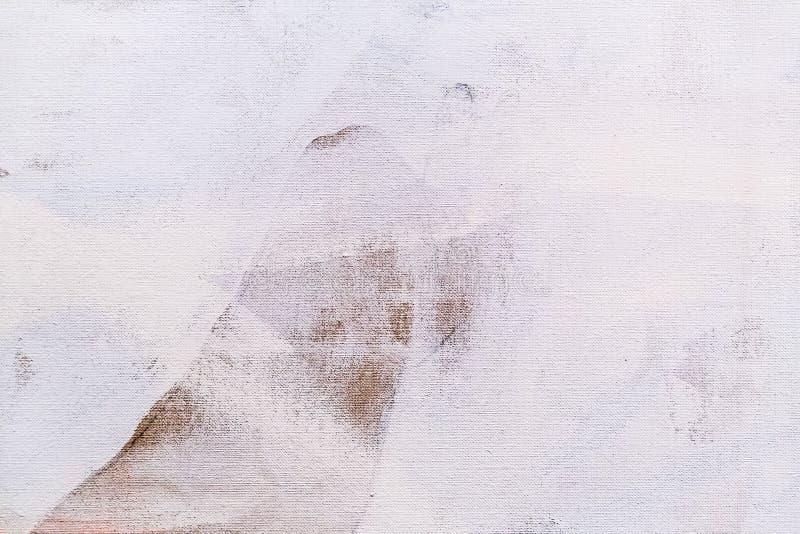 被绘的帆布细节纹理背景 库存照片