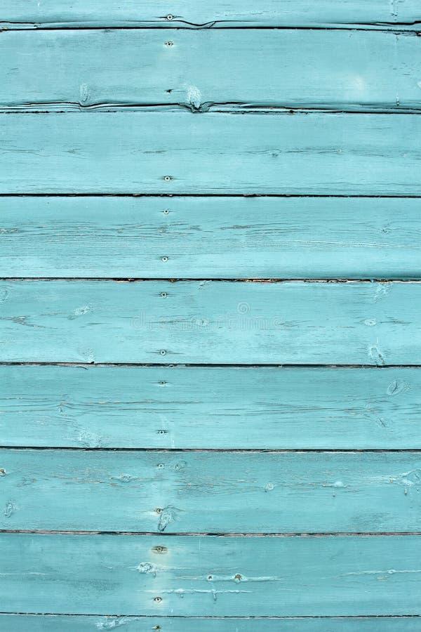 被绘的木板条背景 免版税图库摄影