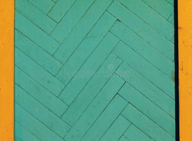 被绘的木头-纹理。 图库摄影