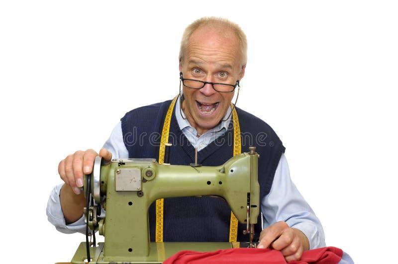 裁缝 免版税库存照片