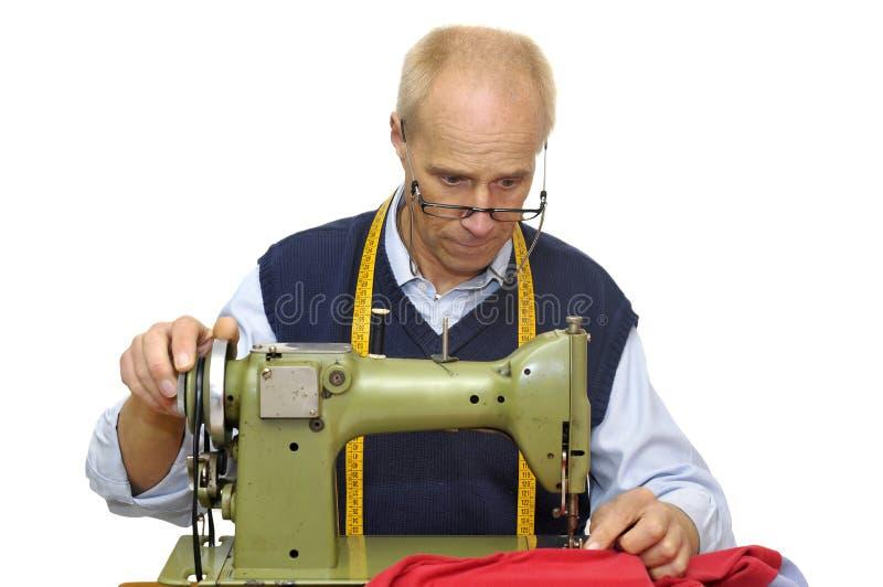 裁缝 库存照片