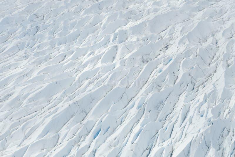裂隙流冰 免版税库存图片