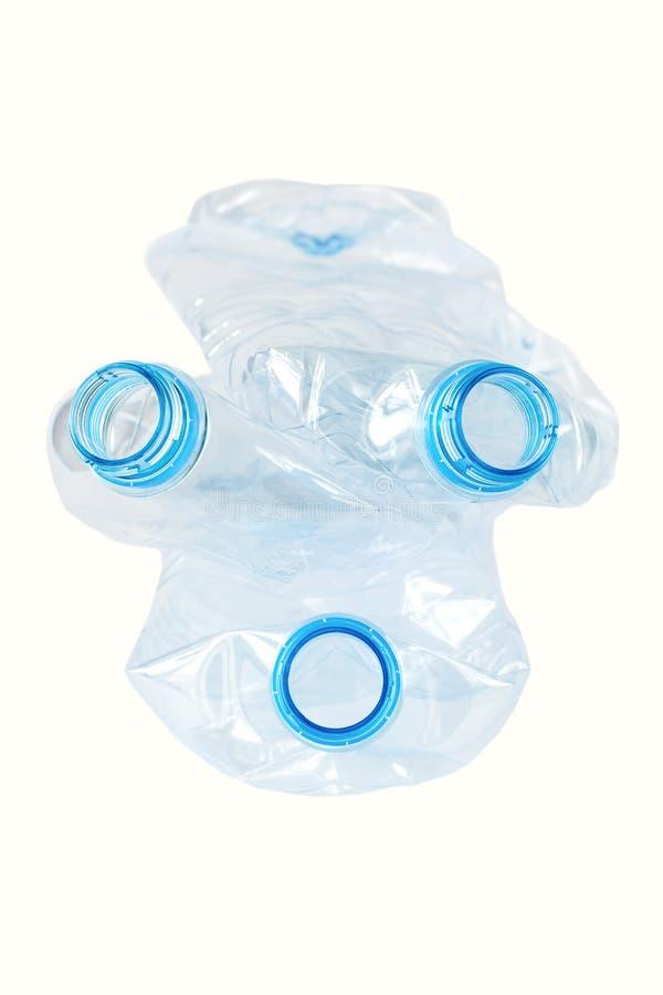 装瓶使用的塑料 防毒面具simbol 查出 图库摄影