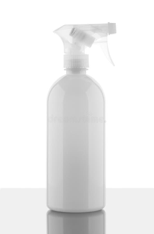 装瓶塑料白色 库存图片
