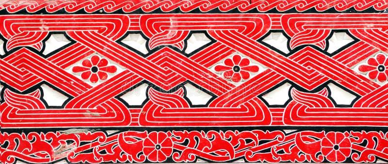 装饰印度尼西亚苏门答腊 免版税库存图片