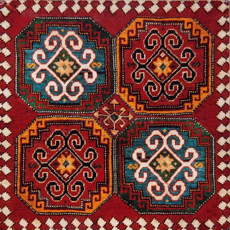 亚美尼亚装饰品 免版税图库摄影