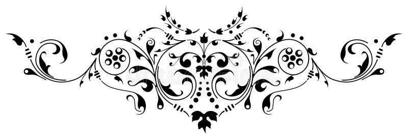 装饰品 皇族释放例证