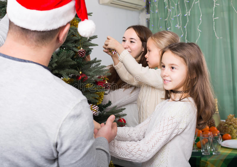 Download 装饰圣诞树的人们 库存照片. 图片 包括有 微笑, 人们, 愉快, 人员, 母亲, 系列, 庆祝, 活动家 - 72351518