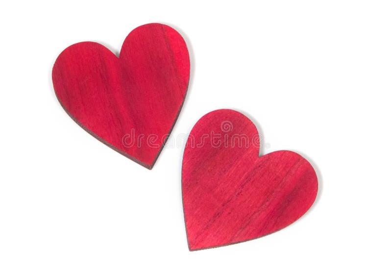 装饰心脏是爱的灵魂标志和团结  免版税库存照片