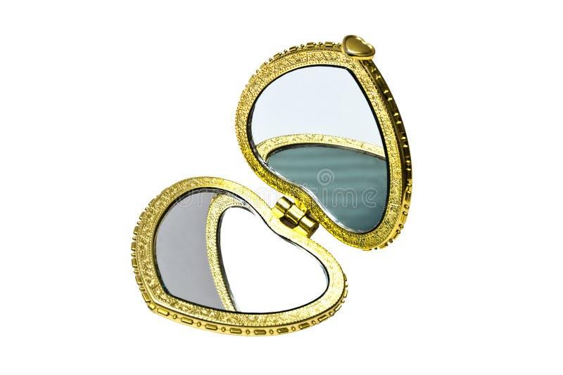装饰性的镜子 库存图片