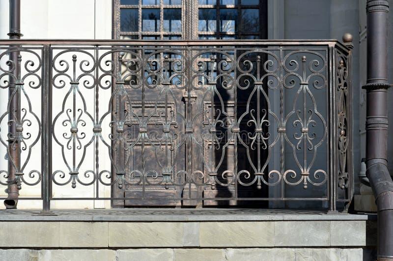 装饰栏杆 3 免版税库存图片