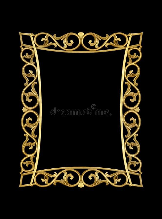 装饰框架照片 库存图片