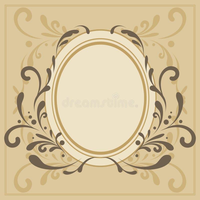装饰框架 免版税库存图片