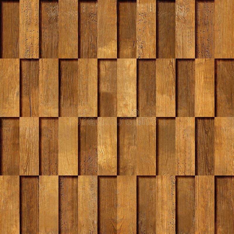 装饰瓦片样式-构造连续的复制品的样式 向量例证