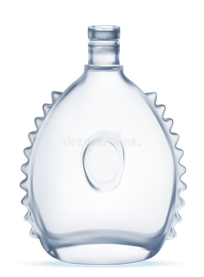 装饰瓶 皇族释放例证