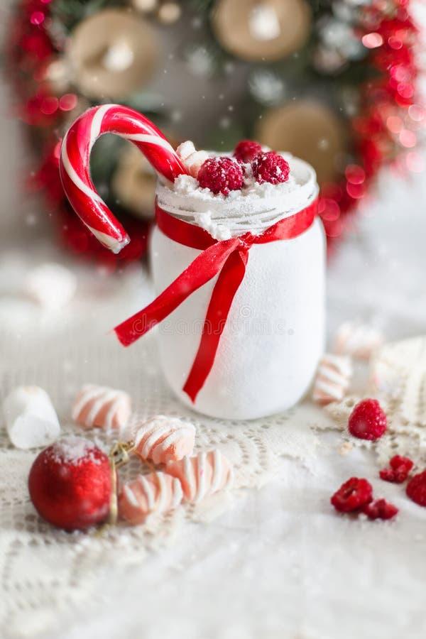 装饰看板卡的圣诞节 免版税库存照片