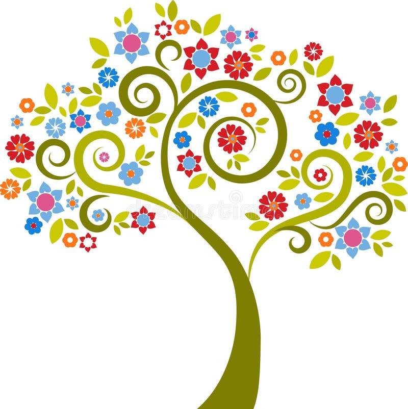 装饰结构树- 2 库存例证