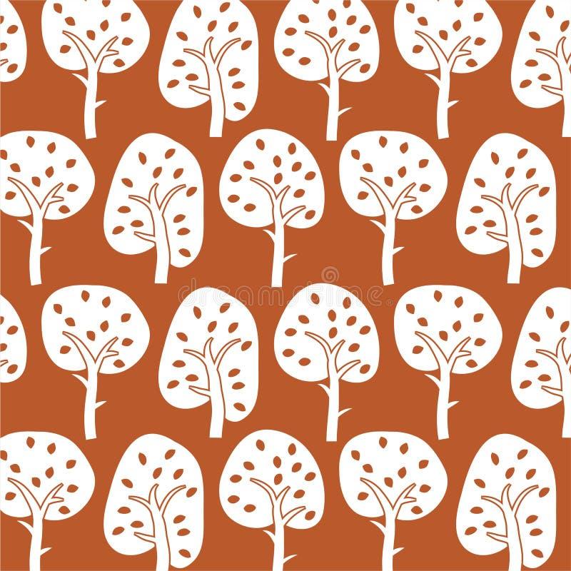 装饰结构树 皇族释放例证