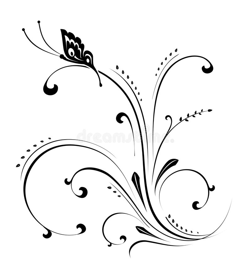 装饰装饰品 向量例证