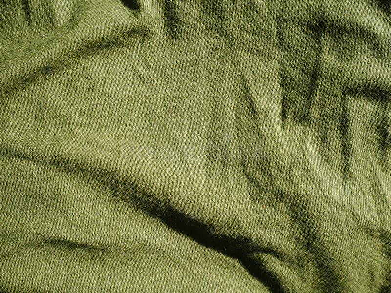 纹理背景样式 织品丝绸卡其色,绿色,领域灰色 装饰,布 库存图片