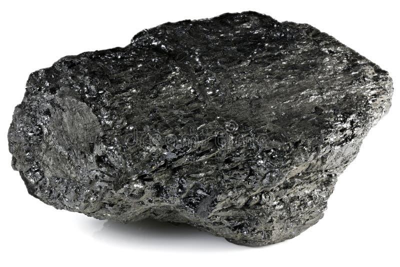 褐煤 免版税库存图片