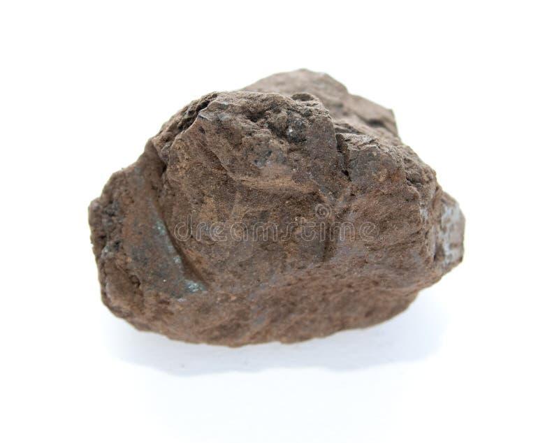 褐煤 免版税图库摄影