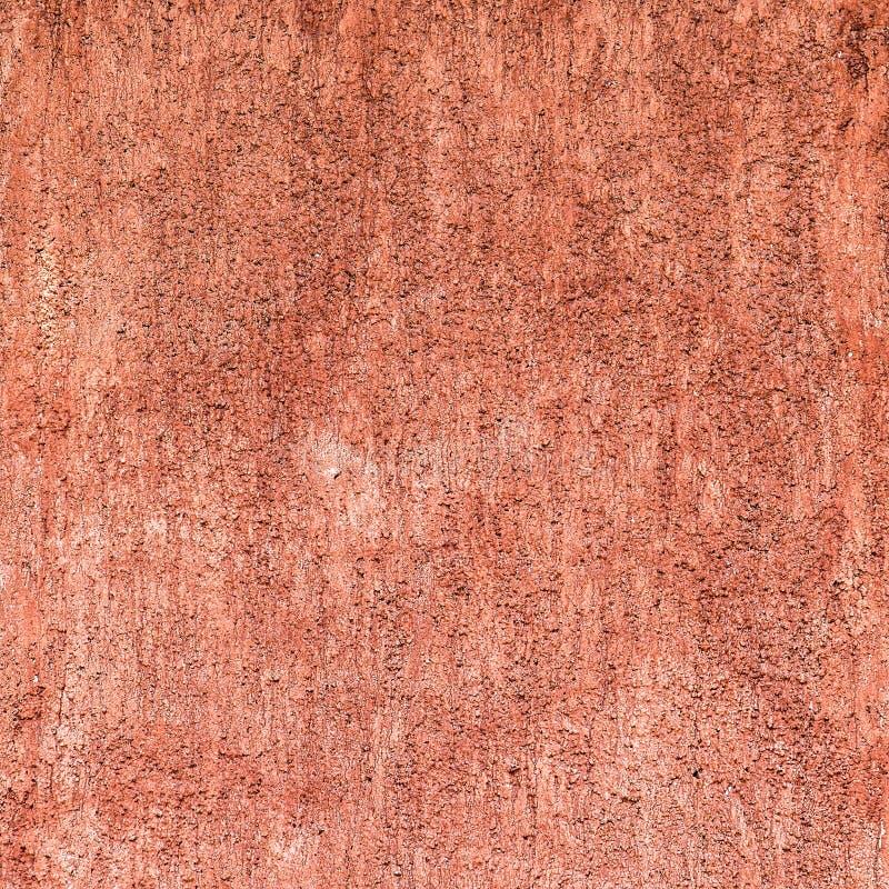 褐色多孔隔壁 免版税库存图片